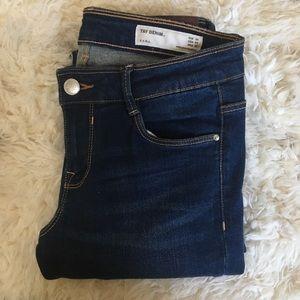 TRF Denim Zara Skinny Dark Wash Jeans